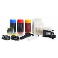 Заправочный набор Cactus CS-RK-C8728 многоцветный90мл для HP DJ 3320/3325/3420/3425/3520/OJ 4105