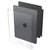 Чехол Pipetto для iPad 10.2 (2019) Clear Origami Back Cover (PI30-103-7BC)