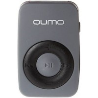 MP3 плеер Qumo Qumo Active Space Grey