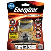 Фонарь Energizer Hard Сase Headlight with Attachment