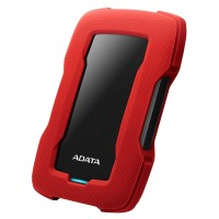 Жесткий диск ADATA HD330 External HDD-2TB-USB 3.2 Gen1-Red (AHD330-2TU31-CRD)