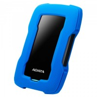 Жесткий диск ADATA HD330 External HDD-2TB-USB 3.2 Gen1-Blue (AHD330-2TU31-CBL)