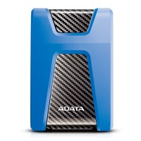 Жесткий диск ADATA HD650 External HDD-1TB-USB 3.2 Gen1-Blue (AHD650-1TU31-CBL)
