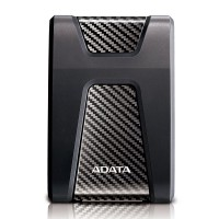 Жесткий диск ADATA HD650 External HDD-1TB-USB 3.2 Gen1-Black (AHD650-1TU31-CBK)