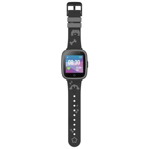 Детские часы с GPS JET Buddy черный