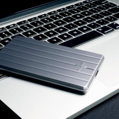Жесткий диск ADATA HC660 External HDD-1TB-USB 3.2 Gen1-Titanium (AHC660-1TU31-CGY)