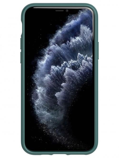 Чехол Tech21 Studio Colour для iPhone 11 Pro - тёмно-зеленый